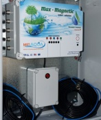 Max Magnetic Eco water solution